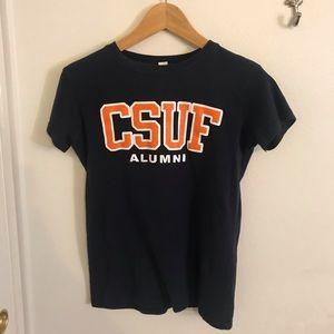 Tops - Cal State Fullerton T-Shirt